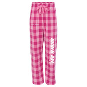 OALEG - F20Y Youth Team Pride Fashion Flannel Pants with Pockets